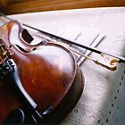 Fiddle & Bow by Rachel Broten