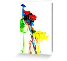 Playful Imagination Greeting Card
