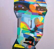 Easter Island by Roy B Wilkins