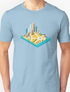 City center  Unisex T-Shirt