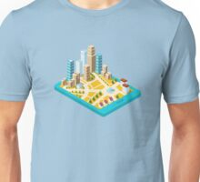 City center  Unisex T-Shirt