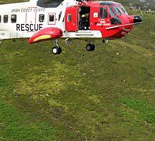 Mountain Rescue by Damien O'Halloran