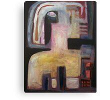 Picasso's Bride Canvas Print