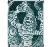 The Creature iPad Case/Skin
