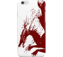 Dragon Age Grunge iPhone Case/Skin