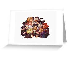 Hug the hobbit Greeting Card
