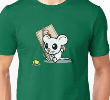 Mouse Trapped Unisex T-Shirt