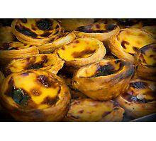 Portugese Tarts! Photographic Print