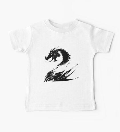 Dragon GW2 Black Baby Tee