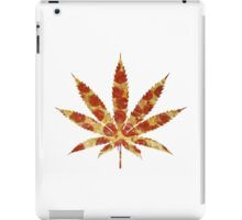Weed N Pizza iPad Case/Skin