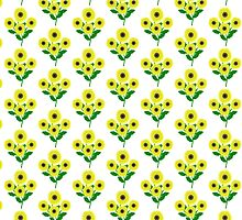 Picture Of The Sunflowers  by biglnet