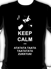 BM - Keep Calm M T-Shirt