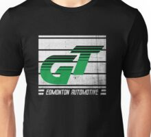 Edmonton Auto - Green & White Unisex T-Shirt