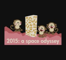 2015: a space oddyty Kids Clothes