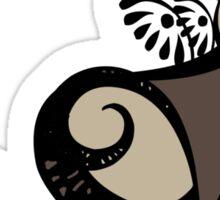 Fairy Ferret Sticker