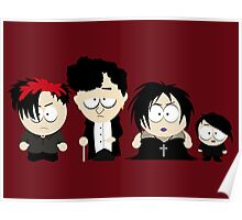 The Goth Kids. Poster