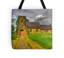 St Mary Church - Marton in the Forest Tote Bag