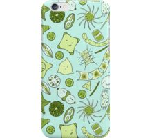 SQUARE for pillows etc: Yet more diatoms! iPhone Case/Skin