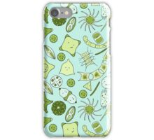 SQUARE for pillows, travel mugs, etc: Yet more diatoms! iPhone Case/Skin