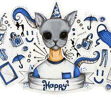 Cat Boy by GirlParts