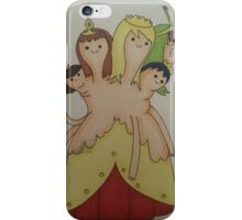princess princess princess iPhone Case/Skin