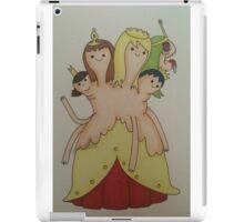 princess princess princess iPad Case/Skin
