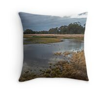 July 16 - Gwelup Reserve Throw Pillow