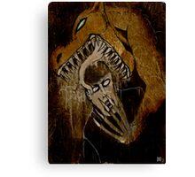 CURSES  Canvas Print