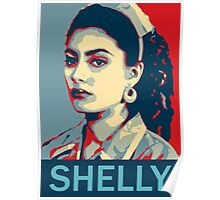 Shelly Johnson - Twin Peaks Poster