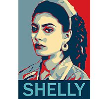 Shelly Johnson - Twin Peaks Photographic Print