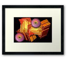 Modern toys Framed Print