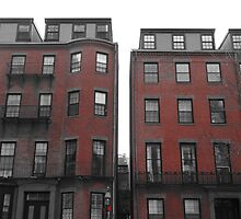 Brownstones by iddytography