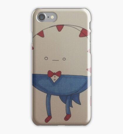 peppermint butler iPhone Case/Skin