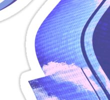 Ellipse Sticker