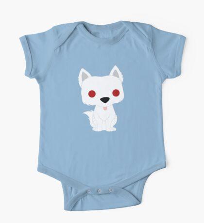Ghost Puppy One Piece - Short Sleeve