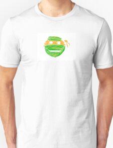 Michaelangelo TMNT graffiti T-Shirt