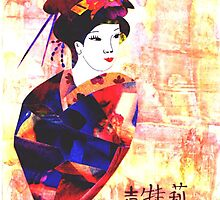 Geisha by Tezz