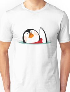 My little penguin Unisex T-Shirt