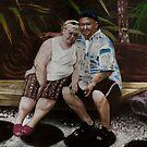 Carla & Ray by Simon Aberle