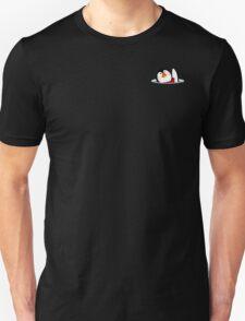 Corner penguin Unisex T-Shirt