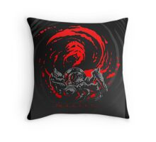 ... I'm... H... A... P... P... Y... Giygas Tee Throw Pillow