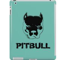 pit bull - pitbull terrier iPad Case/Skin