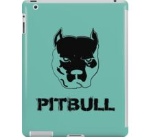 pit bull - pitbull terrier iPad Case/Skin