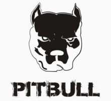 pit bull - pitbull terrier Kids Clothes