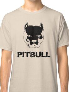pit bull - pitbull terrier Classic T-Shirt