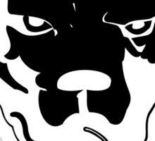 pit bull - pitbull terrier Sticker