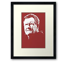Belichick - The Greatest to Ever Coach the Game Framed Print