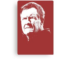 Belichick - The Greatest to Ever Coach the Game Canvas Print