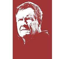 Belichick - The Greatest to Ever Coach the Game Photographic Print