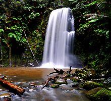 Beauchamp Falls by Edy Lianto